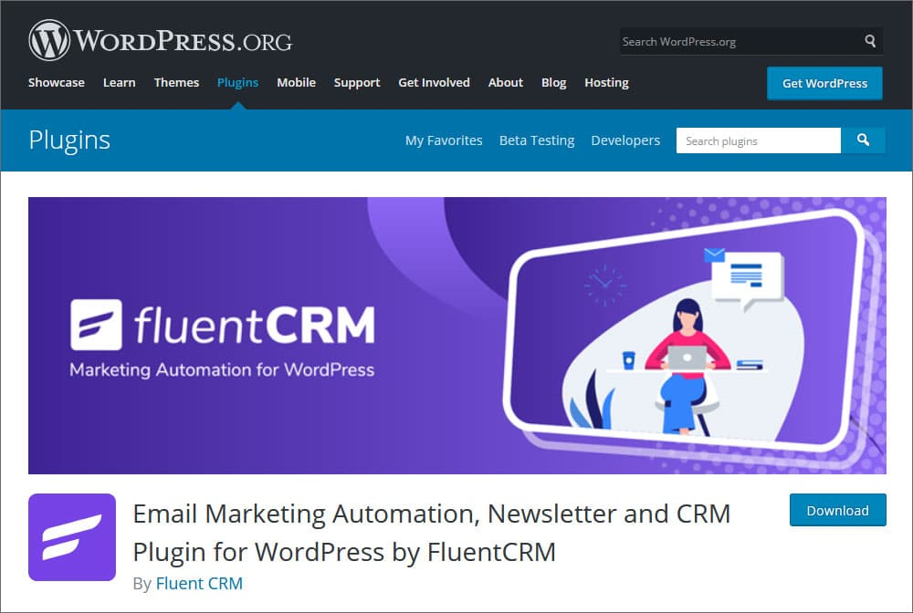 Email Marketing Automation, Newsletter and CRM Plugin for WordPress