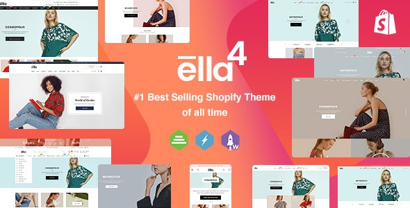 Ella Multipurpose Shopify Sections Theme