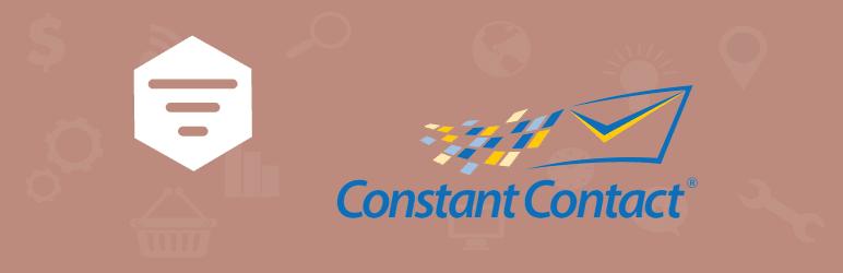 Contact Form 7 Constant Contact Integration