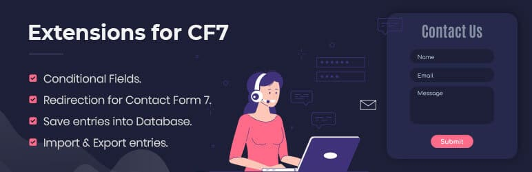 Extensions For CF7
