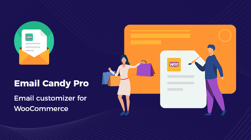 Email Candy Pro Email customizer for WooCommerce