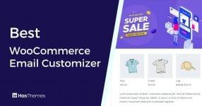 woocommerce email customizer plugins