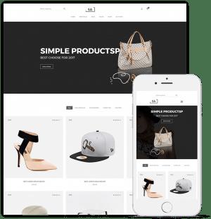 Sa – Minimalist Shopify Theme