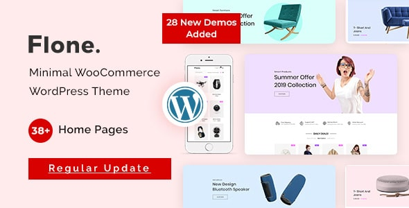 Flone WooCommerce WordPress Theme