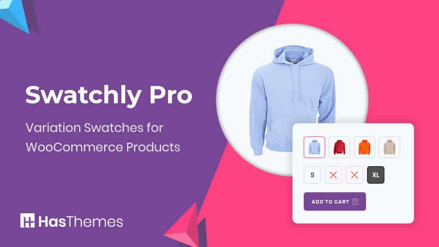 Product Variation Swatches For WooCommerce Products