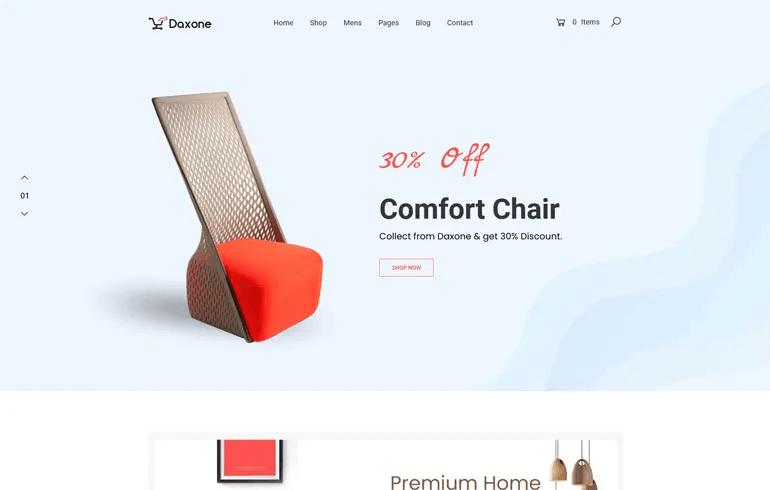 Daxone - Multipurpose Shopify Theme
