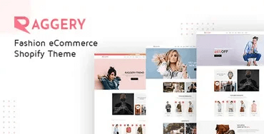 Raggery - Fashion Shopify Theme